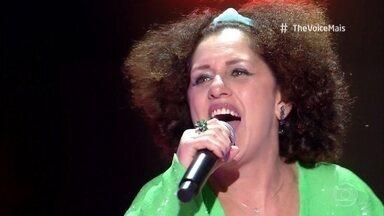 Evinha do Forró canta 'Frevo Mulher' - Ludmilla fica encantada com a apresentação