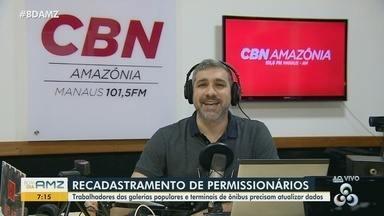 Confira os destaques da CBN Amazônia desta terça-feira, dia 23 - Confira os destaques da CBN Amazônia desta terça-feira, dia 23.