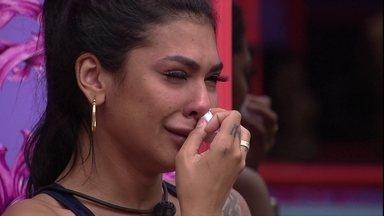 Pocah chora no Quarto Colorido e desabafa: 'Meu sentimento é que eu estou perdida' - Pocah chora no Quarto Colorido e desabafa: 'Meu sentimento é que eu estou perdida'