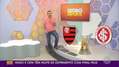 Globo Esporte MS - sexta-feira - 26/02/2021 - Globo Esporte MS - sexta-feira - 26/02/2021