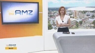 Assista a íntegra do BDA de segunda-feira, 01 de março - Karina Quadros fala sobre aglomerações flagradas no fim de semana em Porto Velho, como a chuva ou a falta dela pode afetar a produção agrícola e como pode ser feita a preparação para uma entrevista de emprego.