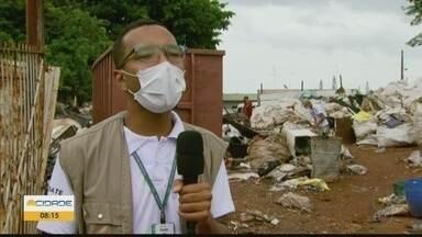 São Sebastião do Paraíso é a cidade do Sul de Minas com mais casos prováveis de dengue - São Sebastião do Paraíso é a cidade do Sul de Minas com mais casos prováveis de dengue