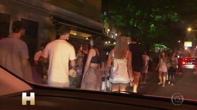 Prefeitura do Rio reduz horário e capacidade de bares e restaurantes a partir de amanhã - Novas medidas valem por uma semana. Quiosques, casas de festas e boates não podem funcionar. A prefeitura proibiu também a permanência das pessoas em ruas e praças, das 23h às 5h.