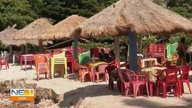 Itamaracá vai intensificar fiscalização das praias - Decreto estadual prevê fechamento das praias no final de semana.