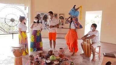 Muita história e cultura em Beberibe - Tep Rodrigues visita o centenário Sítio Lucas, conhece o Memorial de Beberibe e mostra o projeto Circo Multicor