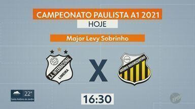 Palmeiras e Grêmio decidem a Copa do Brasil neste domingo; confira jogos do fim de semana - Apelidada de 'Rodada de Fogo', terceira rodada do Paulistão tem sete jogos marcados para este final de semana.