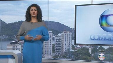 Globo Comunidade RJ - Íntegra de 07/03/2021 - Noticiário que traz assuntos de interesse da comunidade, como qualidade de vida e urbanismo.