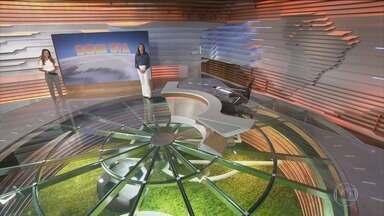 Bom dia Brasil - Edição de 08/03/2021 - O telejornal, com apresentação de Chico Pinheiro e Ana Paula Araújo, exibe as primeiras notícias do dia no Brasil e no mundo e repercute os fatos mais relevantes.