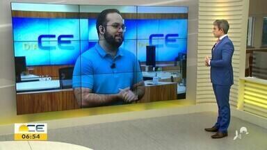 Veja as notícias do Esporte com Juscelino Filho - Saiba mais em: g1.com.br/ce