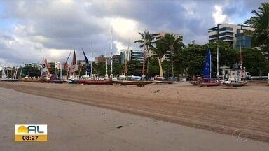 Veja fotos do amanhecer enviadas pelos telespectadores - Imagens foram enviadas pelo WhatsApp: 99403-0740.