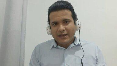 Flávio Guimarães faz análise do mercado de trabalho no Amazonas durante a pandemia - Flávio Guimarães faz análise do mercado de trabalho no Amazonas durante a pandemia.