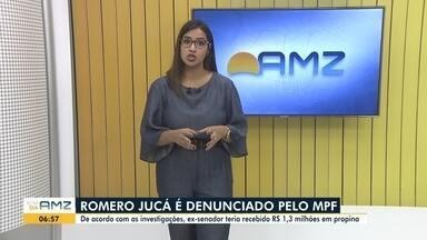 Veja a íntegra do Bom dia Amazônia desta quinta-feira 11/03/2021 - Acompanhe todas as novidades através do Bom dia Amazônia.
