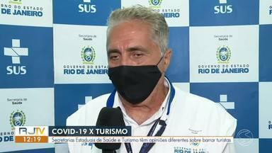 Com restrições, Angra dos Reis e Paraty continuam recebendo turistas - Governo do Estado está discutindo sobre a visita de turistas nas cidades do Rio.