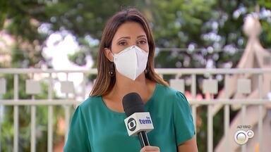 Cidades do centro-oeste paulista paralisam vacinação contra Covid por falta de doses - Mais uma vez, cidades do centro-oeste paulista tiveram que paralisar a vacinação contra a Covid-19 por falta de doses.