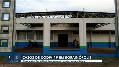 Casos de Covid-19 em Rorainópolis - Acompanhe os dados atualizados da pandemia no município.