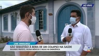 São Sebastião vai seguir regras da fase emergencial - Caraguatatuba também vai seguir restrições.