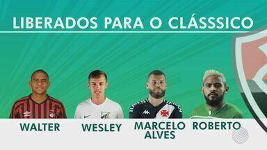 Vitória pode contar com reforços na equipe para o primeiro Ba-Vi de 2021 - Confira os jogadores que podem estrear na partida, que acontece no sábado (13), no Barradão.