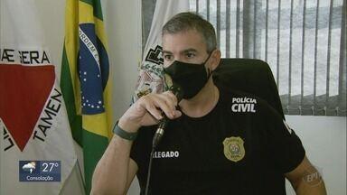 Homem testa positivo para Covid-19 e é preso após continuar trabalhando em Pouso Alegre - Homem testa positivo para Covid-19 e é preso após continuar trabalhando em Pouso Alegre