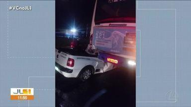 Acidentes graves são registrados na noite de quinta-feira, em Belém - Acidentes graves são registrados na noite de quinta-feira, em Belém