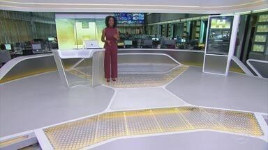 Jornal Hoje - Edição de 12/03/2021 - Os destaques do dia no Brasil e no mundo, com apresentação de Maria Júlia Coutinho.