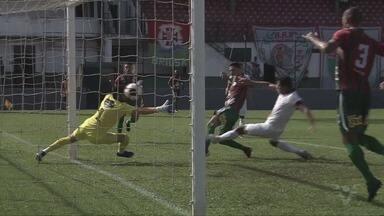 Portuguesa Santista busca manter invencibilidade na A2 - Time de Axel irá enfrentar o Juventus neste domingo (14), em Ulrico Mursa.