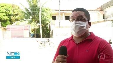 PM interrompe festa clandestina e autua vice-prefeito de Itamaracá - A casa foi alugada pelo filho do vice-prefeito, que também é secretário de Juventude da cidade.