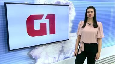 Previsão do Tempo G1: veja detalhes de como fica o clima na região de Campinas - Vídeo exclusivo para a internet mostra condições meteorológicas para este sábado (13).