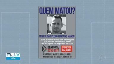 Tenente do Exército é assassinado numa das saídas da Linha Amarela - João Pedro Manso, de 25 anos, foi assaltado no Engenho de Dentro e reagiu. Ele baleou um dos bandidos, mas também foi atingido e não resistiu.