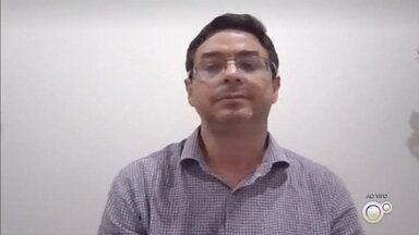 Infectologista da Unesp de Botucatu esclarece dúvidas sobre a situação da pandemia - O médico infectologista, Carlos Magno Fortaleza, da Unesp de Botucatu (SP) esclareceu dúvidas sobre a situação da pandemia na região de Itapetininga (SP), nesta sexta-feira (12).
