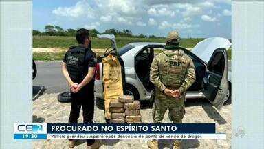 Preso no Ceará homem procurado no Espírito Santo - Confira mais notícias em g1.globo.com/ce