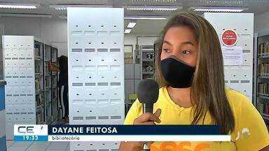 Dia do bibliotecário: desafios dos profissionais em tempos de pandemia - Confira mais notícias em g1.globo.com/ce