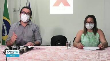 Governador Valadares recebe a sétima remessa de vacinas contra a Covid-19 - Idosos acima de 75 anos vão começar a receber as doses.