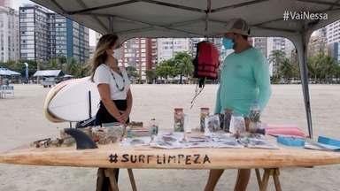 'Vai Nessa' aborda a importância da conscientização ambiental - Programa também fala sobre a Base Aérea de Santos e ensina uma receita típica francesa.
