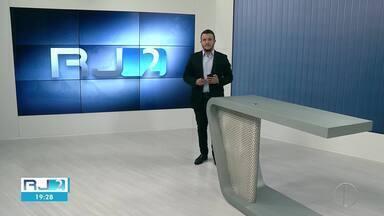 Veja a íntegra do RJ2 desta sexta-feira, 12/03/2021 - Apresentado por João Villa Real, o telejornal traz as principais notícias do Norte Fluminense.