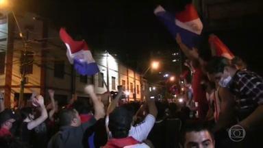 Uruguai tem subida no número de casos de Covid-19 - No Paraguai, manifestantes entram em confronto com a polícia após decisão do Congresso de barrar o impeachment do presidente.