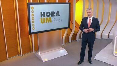 Hora 1 - Edição de 23/03/2021 - Os assuntos mais importantes do Brasil e do mundo, com apresentação de Roberto Kovalick.