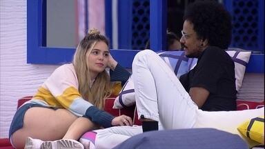 Viih Tube e João Luiz falam sobre votos em Juliette: 'Parece que foi um complô' - Viih Tube e João Luiz falam sobre votos em Juliette: 'Parece que foi um complô'