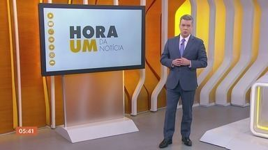 Hora 1 - Edição de 24/03/2021 - Os assuntos mais importantes do Brasil e do mundo, com apresentação de Roberto Kovalick.