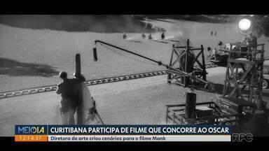 Curitibana participa de filme que concorre ao Oscar - Daniela Medeiros é diretora de arte. Mank é o favorito deste ano, com 10 indicações.