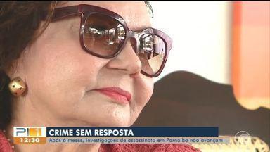 Família pede justiça após 6 meses de crime sem avanço nas investigações - Família pede justiça após 6 meses de crime sem avanço nas investigações