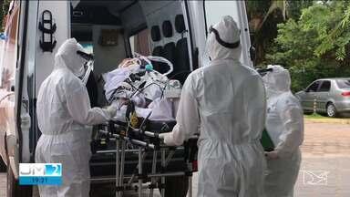 Maranhão é o estado que mais atrasa a notificação de mortes por Covid-19 - Ainda assim, só no mês de março, o Maranhão já registrou 421 mortes pela doença.
