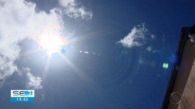 Chegada do outono não diminui o calor em Sergipe - Chegada do outono não diminui o calor em Sergipe