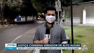 Vereador é condenado à perda do mandato por distribuir cestas básicas por troca de votos - Em alto Alegre.