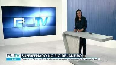 """Confira como vai funcionar o """"superferiado"""" no estado do Rio - Feriado de 10 dias para tentar conter avanço da Covid-19 começa nesta sexta-feira (26) e vai até o dia 4 de abril."""