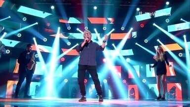 Programa de 28/03/2021 - Após 10 semanas, o 'The Voice+' chega à semifinal com apenas 16 vozes classificadas. Apenas dois candidatos de cada time seguem para a final.