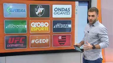 Globo Esporte DF - 29/03/2021 - na íntegra - Globo Esporte DF - 29/03/2021 - na íntegra