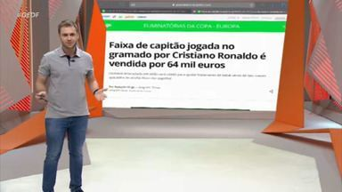Globo Esporte DF - 02/04/2021 - na íntegra - Globo Esporte DF - 02/04/2021 - na íntegra