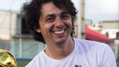 Idealizador do Torneio de Verão de Poá morre aos 44 anos vítima de Covid-19 - Empresário Seclerb Vitorino era um dos grandes incentivadores da várzea do Alto Tietê.