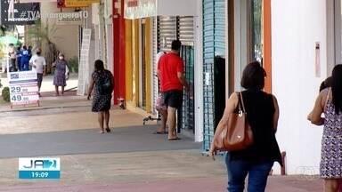 Começa a valer novo decreto em Palmas com restrições em estabelecimentos - Começa a valer novo decreto em Palmas com restrições em estabelecimentos