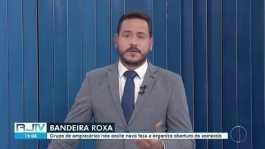 Veja a íntegra do RJ2 desta segunda-feira, 05/04/2021 - Apresentado por Alexandre Kapiche, telejornal traz os principais destaques do dia nas cidades das regiões dos Lagos, Serrana e Noroeste Fluminense.